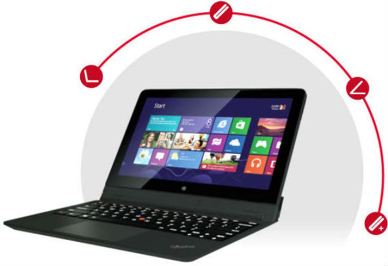 Устройство Lenovo ThinkPad Helix