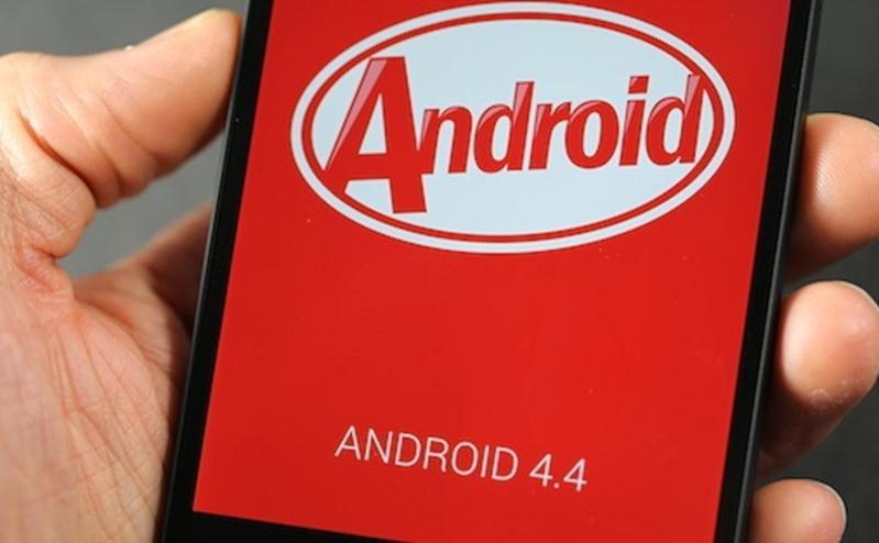 Андроид 4.4