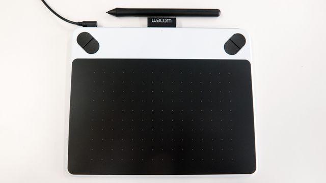 Обзор планшета Wacom Intuos Draw